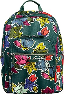 Iconic Deluxe Campus Backpack, Signature Cotton