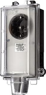 inter beer 9015-002.01 buitenstopcontact IP 44 hoekstekker