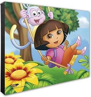 Dora the Explorer Canvas Photo