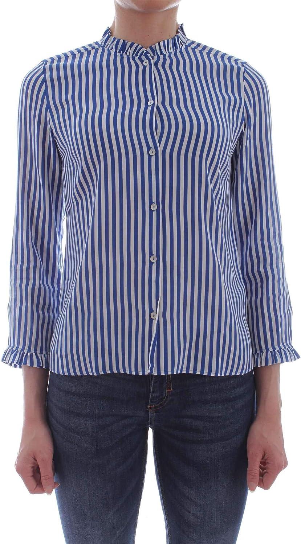 Ibluees Women's 71111591blueETTE bluee Viscose Shirt