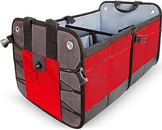 Heavy Duty Car Trunk Organizer Storage Container Box