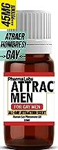 Feromonas Gay para Atraer Hombres - - Todo El Dia Fragancia - - Sexo Feromona Aceite puro -PhermaLabs