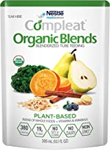 Compleat Organic Blends Plant Based, 10.1 fl oz Pouch, 24 Count