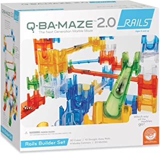 MindWare Q-BA-Maze 2.0 Rails (104 Piece)