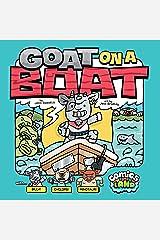 Goat on a Boat (Comics Land) Kindle Edition