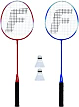 Franklin Sports 2 Player Badminton Replacement Set – 2 Badminton Racquets and 2..