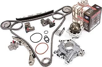 Evergreen TK3035WOP Timing Chain Kit, Oil Pump, and GMB Water Pump Fits: Nissan Altima Maxima 350Z Murano Infiniti FX35 G35 3.5L VQ35DE