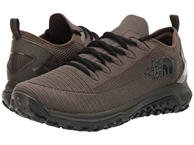 The North Face Truxel (New Taupe Green/TNF Black) Men
