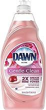 Dawn Gentle Clean Dishwashing Liquid Dish Soap Pomegranate Splash 24 oz (Pack of 2)