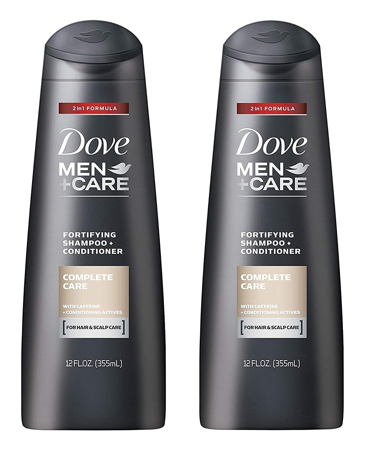 Dove Men+Care Max 83% OFF 2-in-1 Max 56% OFF Fortifying + Complete Conditioner Shampoo