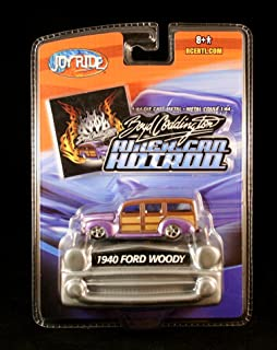 Joy Ride 1940 Ford Woody BOYD CODDINGTON American Hotrod 1:64 Scale Die Cast Vehicle