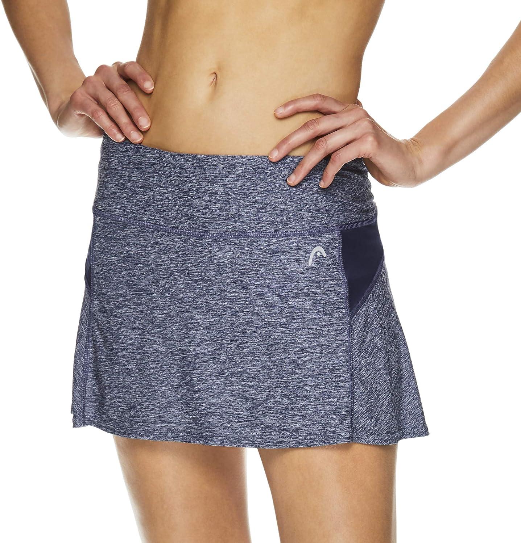 HEAD Womens Athletic Tennis Skort Performance Training /& Running Skirt