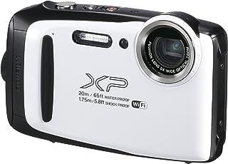 FUJIFILM 防水カメラ XP130 ホワイト FX-XP130WH