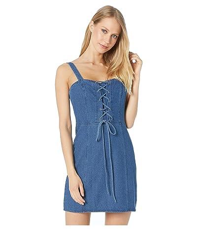 BB Dakota Denim Daydream Dress (Medium Blue) Women