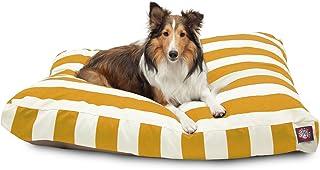 سرير ماجستيك بت المستطيل الشكل المقلَّم للحيوانات الأليفة., Large