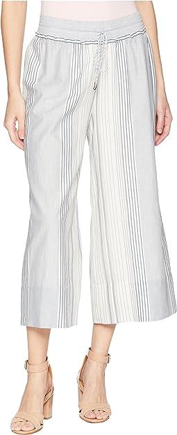 Smocked Waist Pants