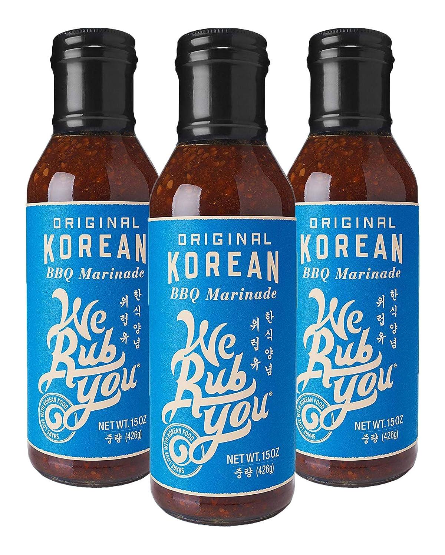 Bulgogi Sauce Kalbi Marinade Original Korean security o Rub We 15 BBQ You Max 43% OFF