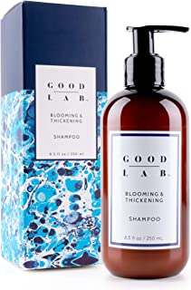 Sponsored Ad - Good Lab Blooming & Thickening Shampoo for Hair Loss, Thinning, & Hair Growth - Packed with DHT Blockers & ...