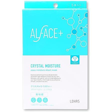 ALFACE(オルフェス) シートマスク クリスタルモイスチャー 5枚入り箱 フェイスマスク