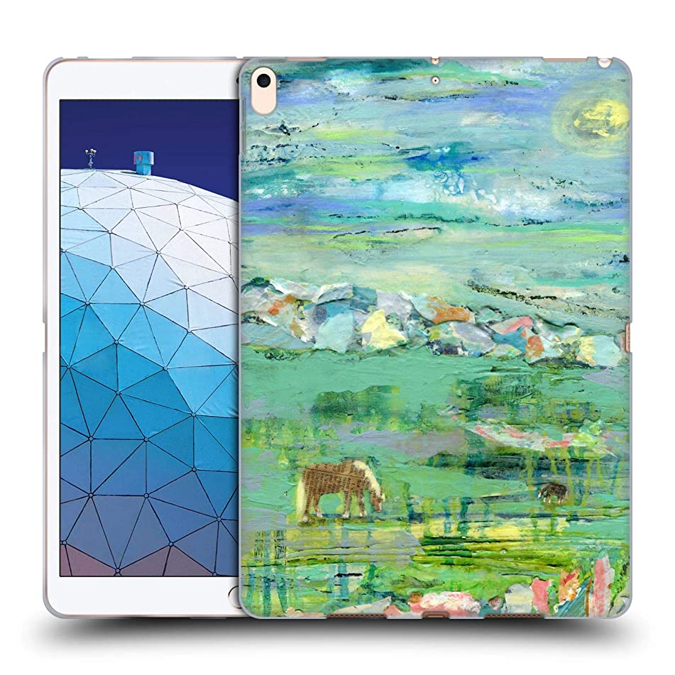 Official Wyanne Andre and Roscoe Abstract Soft Gel Case Compatible for iPad Air (2019)