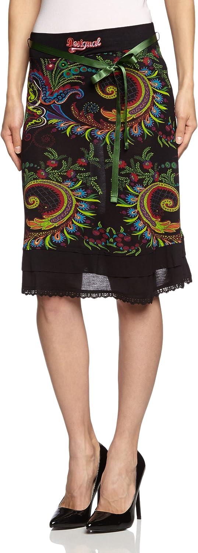 Desigual Women's Skirt National uniform free shipping Max 52% OFF Mila