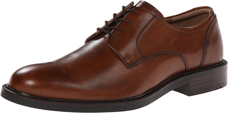 Johnston & Murphy Men's Tabor Plain-Toe Oxford