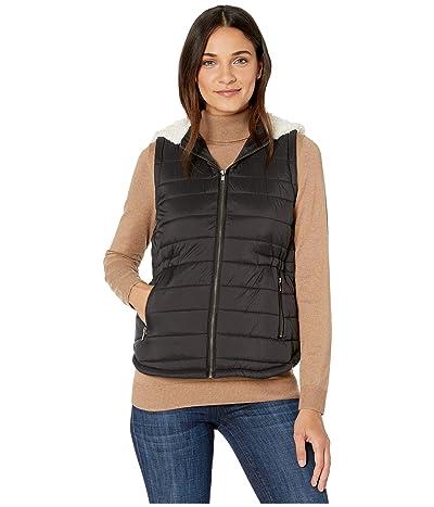Jack by BB Dakota Take on Me Vest (Black) Women