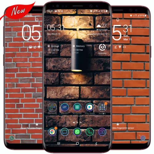 Brick Wall Wallpaper