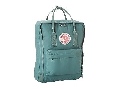 Fjallraven Kanken (Frost Green) Backpack Bags