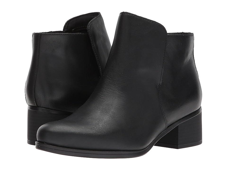 Naturalizer Dawson Waterproof (Black Waterproof Leather) Women