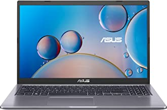 "ASUS VivoBook 15 F515JA-BR097T - Portátil de 15.6"" HD (Intel Core i3-1005G1, 8GB RAM, 256GB SSD, Intel UHD Graphics, Windo..."