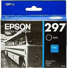Cartucho De Tinta, Epson, T297120-Br, Preto