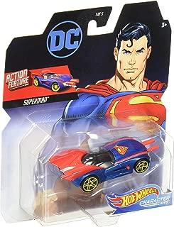 Hot Wheels DC Comics Character Car DCU Superman