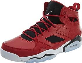 Jordan Mens FLTCLB 91 Gym RED White Black Size 9.5