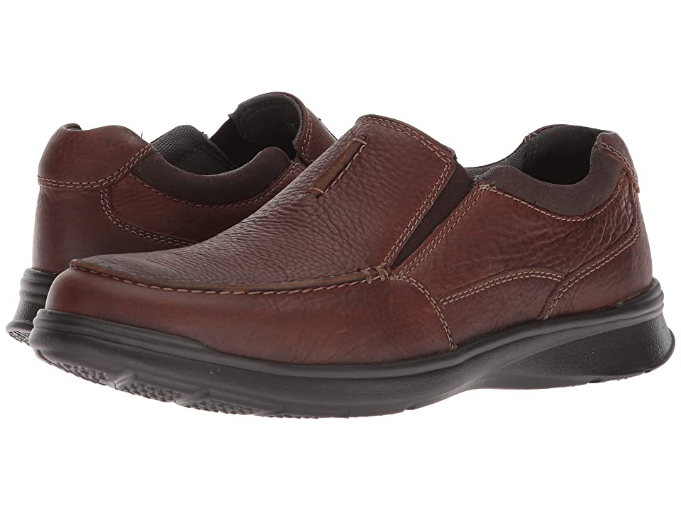 Clarks Cotrell Free (Tobacco Leather) Men