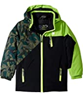 Spyder Kids Mini Ambush Jacket (Toddler/Little Kids/Big Kids)