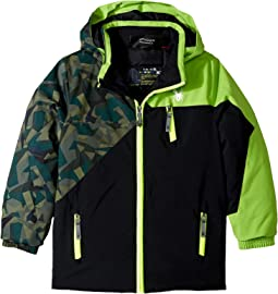 Spyder Kids - Mini Ambush Jacket (Toddler/Little Kids/Big Kids)