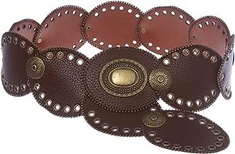 disc belt fashion