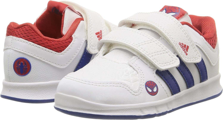 adidas , Baskets mode pour garçon blanc blanc - blanc - blanc, 26 ...