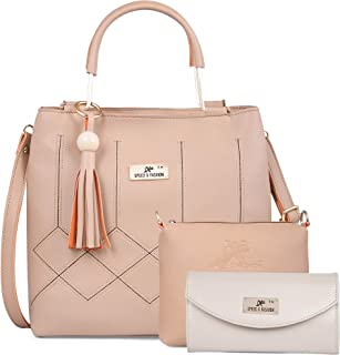 Speed X Fashion Women's Hand Bags Combo
