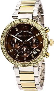 مايكل كورس ساعة رسمية للنساء , MK6118