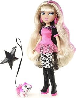 Bratz Neon Runway Doll - Cloe (Blonde, Black and Pink)