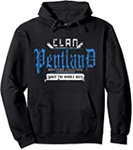 Clan Pentland Mischief and Mayhem Since The Middle Ages Pullover Hoodie