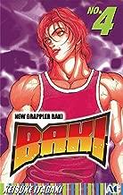 BAKI Vol. 4 (BAKI, Volume Collections)