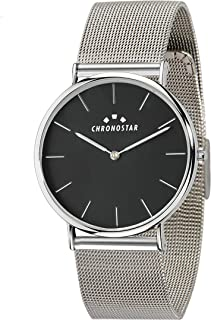 Chronostar R3753252510 Preppy Year Round Analog Quartz Silver Watch