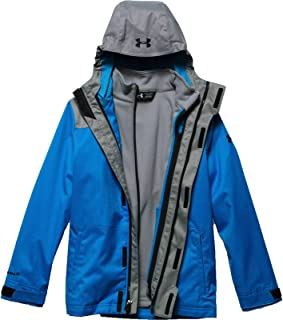 Under Armour Boys Ua ColdGear Infrared Wildwood 3-in-1 Jacket (Big Kids)