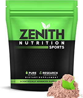Zenith Nutrition Mass Gainer++ with Enzyme blend | 17gm Protein | 51gm Carbs | Added Glutamine | Lab tested (Double Rich C...