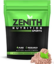 Zenith Nutrition Mass Gainer++ with Enzyme blend | 17gm Protein | 51gm Carbs | Added Glutamine | Lab tested (DRC 750 gms)