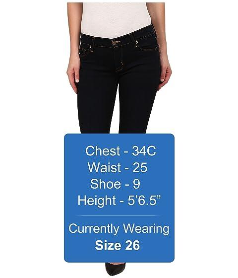 Krista Delilah Skinny Jeans Super Hudson en Delilah BAwUA