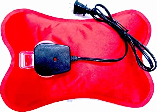 Happy Heat Hot Water Bottle Electric Rechargeable Heating Pads, Stress Relief, Back Pain, Arthritis